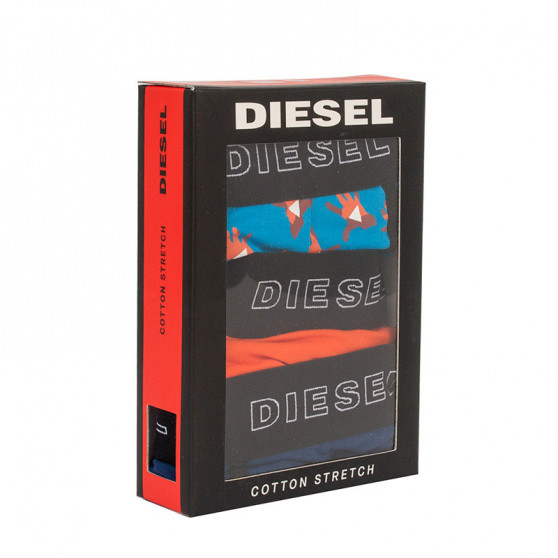 3PACK pánské boxerky Diesel vícebarevné (00ST3V-0HAXJ-E5055)