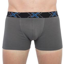 Pánské boxerky Bellinda šedé (BU858310-352)