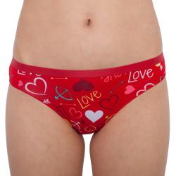 Dámské veselé kalhotky Dedoles srdíčka GMFB110 (Good Mood)