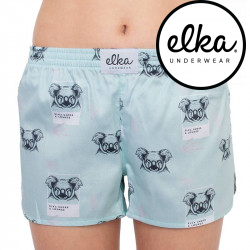 Dámské trenky ELKA koala (D0022)