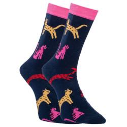Veselé ponožky Dots Socks kočky (DTS-SX-404-Z)