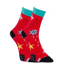 Veselé ponožky Dots Socks hvězdy (DTS-SX-421-W)