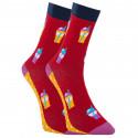 Veselé ponožky Dots Socks drink (DTS-SX-418-R)