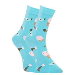 Veselé ponožky Dots Socks ryby (DTS-SX-503-Z)