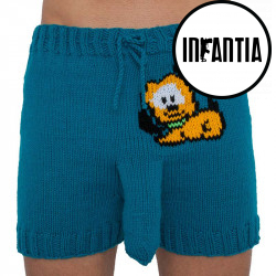 Ručně pletené trenky Infantia (PLET198)