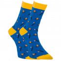 Veselé ponožky Dots Socks táborák (DTS-SX-434-N)