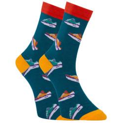 Veselé ponožky Dots Socks boty (DTS-SX-451-G)