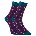 Veselé ponožky Dots Socks limonáda (DTS-SX-407-F)