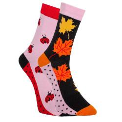 Veselé ponožky Dots Socks berušky (DTS-SX-459-R)