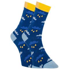 Veselé ponožky Dots Socks mráčky (DTS-SX-447-G)