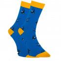 Veselé ponožky Dots Socks vlaštovky (DTS-SX-448-N)