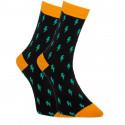 Veselé ponožky Dots Socks blesk (DTS-SX-406-C)