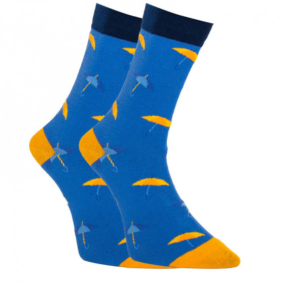 Veselé ponožky Dots Socks s deštníky (DTS-SX-449-F)