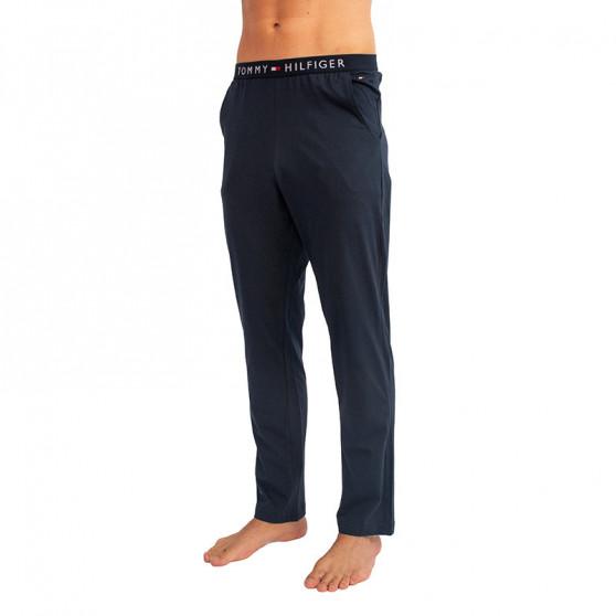 Pánské kalhoty na spaní Tommy Hilfiger tmavě modré (UM0UM01186 416)
