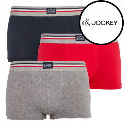 3PACK pánské boxerky Jockey vícebarevné (17302913 982)