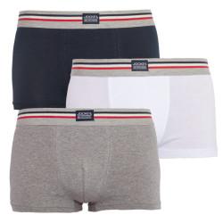 3PACK pánské boxerky Jockey vícebarevné (17302913 499)