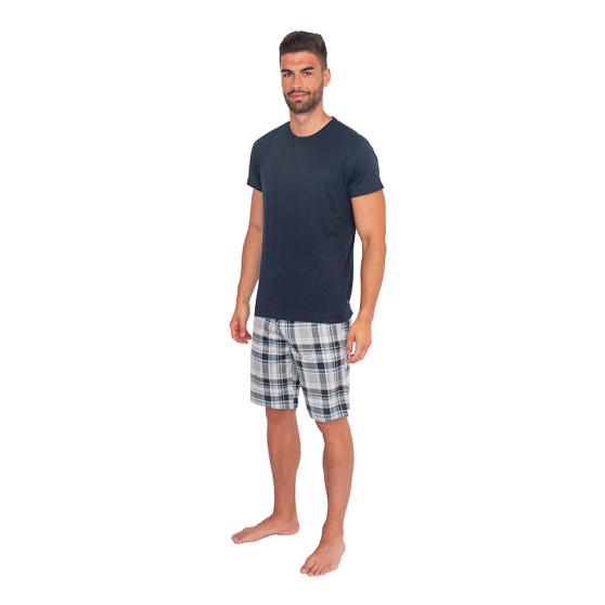 Pánské pyžamo Jockey vícebarevné nadrozměr (500001 477)