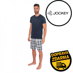 Pánské pyžamo Jockey vícebarevné (500001 477)