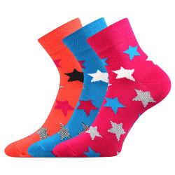 3PACK ponožky Boma vícebarevné (Jana 44)