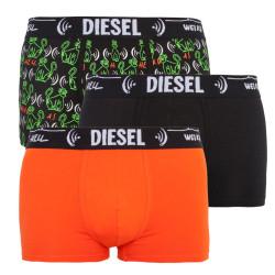 3PACK pánské boxerky Diesel vícebarevné (00ST3V-0IAYY-E5169)