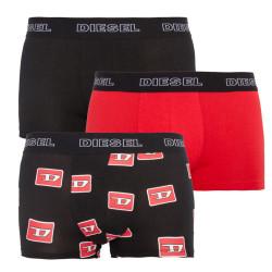 3PACK pánské boxerky Diesel vícebarevné (00ST3V-0WAXV-E4273)
