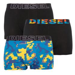 3PACK pánské boxerky Diesel vícebarevné (00ST3V-0SAYF-E5237)