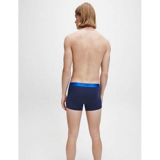 Pánské boxerky Calvin Klein modré (NB2448A-8SB)