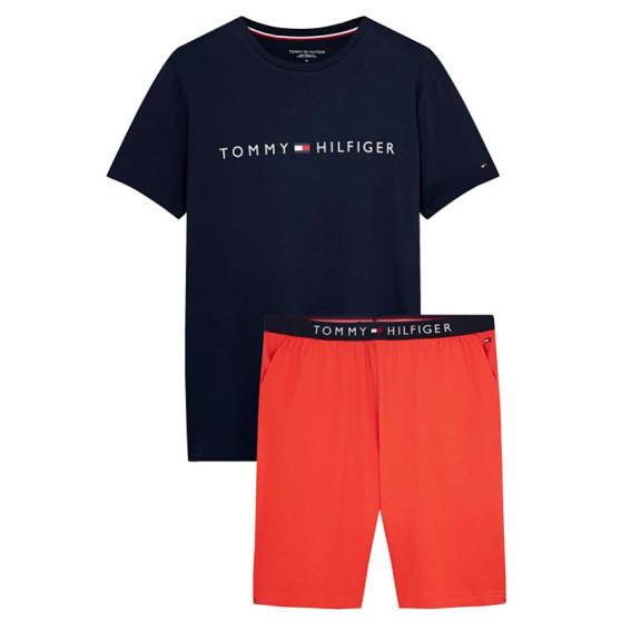 Pánské pyžamo Tommy Hilfiger vícebarevné (UM0UM01794 0YV)