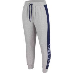Pánské tepláky Calvin Klein šedé (NM1913E-080)