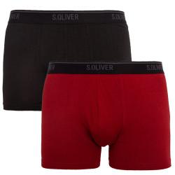 2PACK pánské boxerky S.Oliver vícebarevné (26.899.97.8659.17G2)