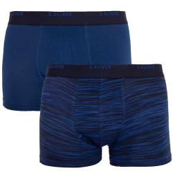 2PACK pánské boxerky S.Oliver modré (26.899.97.8660.59W0)
