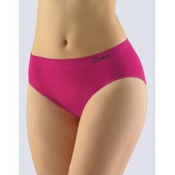 Dámské bambusové kalhotky Gina růžové (00041)