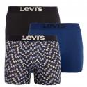 3PACK pánské boxerky Levis vícebarevné (100000522 001)