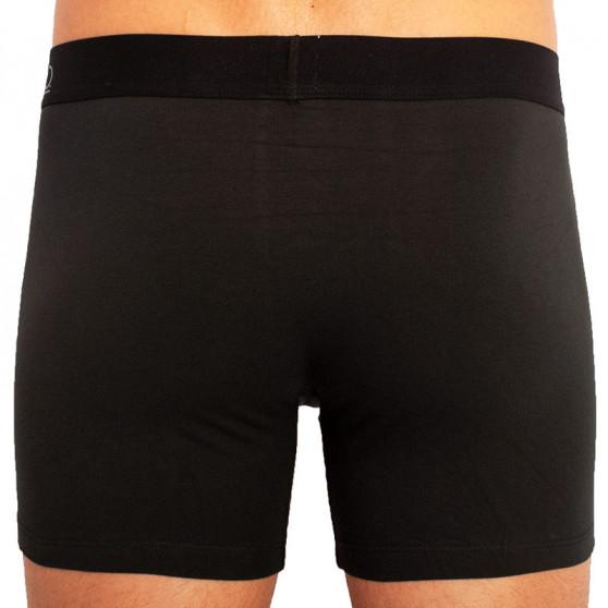 2PACK pánské boxerky Levis černé (100000504 002)