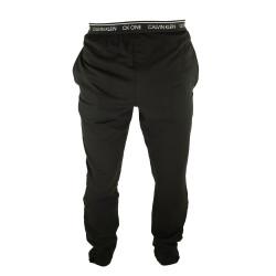 Pánské kalhoty na spaní CK ONE černé (NM1796E-001)