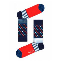 Ponožky Happy Socks Stripe and Dot (SDO01-6500)
