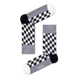 Ponožky Happy Socks Filled Optic (FO01-901)