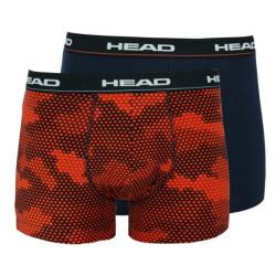 2PACK pánské boxerky HEAD vícebarevné (801201001 002)