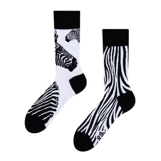 Veselé ponožky Dedoles zebra GMRS051 (Good Mood)