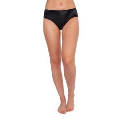 Dámské kalhotky Andrie černé s krajkou (PS 2375 B)