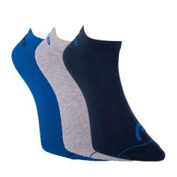 3PACK ponožky HEAD vícebarevné (761010001 001)