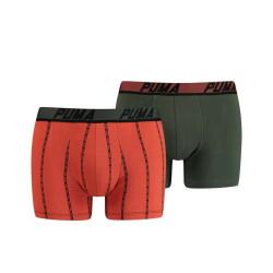 2PACK pánské boxerky Puma vícebarevné (601003001 002)