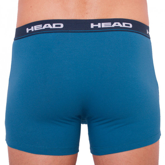 2PACK pánské boxerky HEAD vícebarevné (891003001 001)