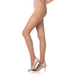 Dámské silonové punčochy Bellinda mandlové (297020-0116)