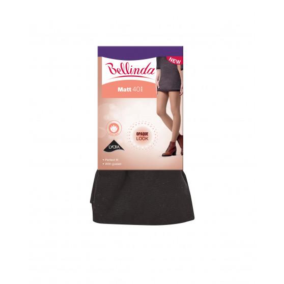 Dámské silonové punčochy Bellinda černé (225440-0094)