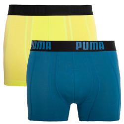 2PACK pánské boxerky Puma vícebarevné (601007001 004)