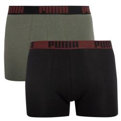 2PACK pánské boxerky Puma vícebarevné (601002001 002)