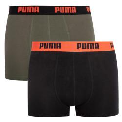 2PACK pánské boxerky Puma vícebarevné (521015001 008)