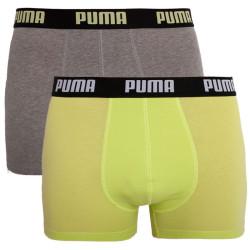 2PACK pánské boxerky Puma vícebarevné (521015001 010)