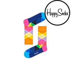 Ponožky Happy Socks Argyle (ARY01-0102)